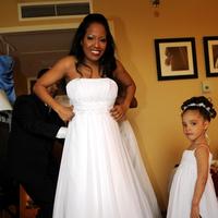 Flowers & Decor, Wedding Dresses, Fashion, white, dress, Flower, Wedding, Girls