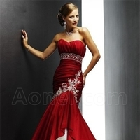 Wedding Dresses, Fashion, pink, red, dress