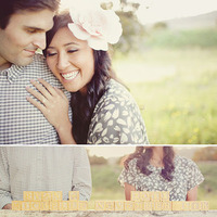 yellow, Photo, Engagement