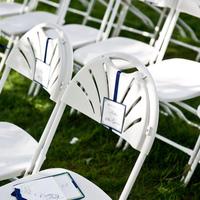 Ceremony, Flowers & Decor, blue