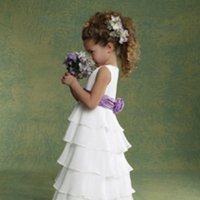 Flowers & Decor, purple, Flower, Girl