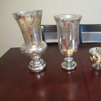 Reception, Flowers & Decor, silver, Flowers