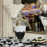 white, black, Candy, Buffet, Inspiration board