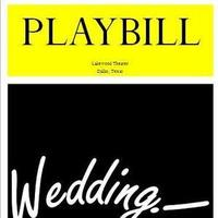 DIY, Stationery, Ceremony Programs, Programs, Wedding, Playbill
