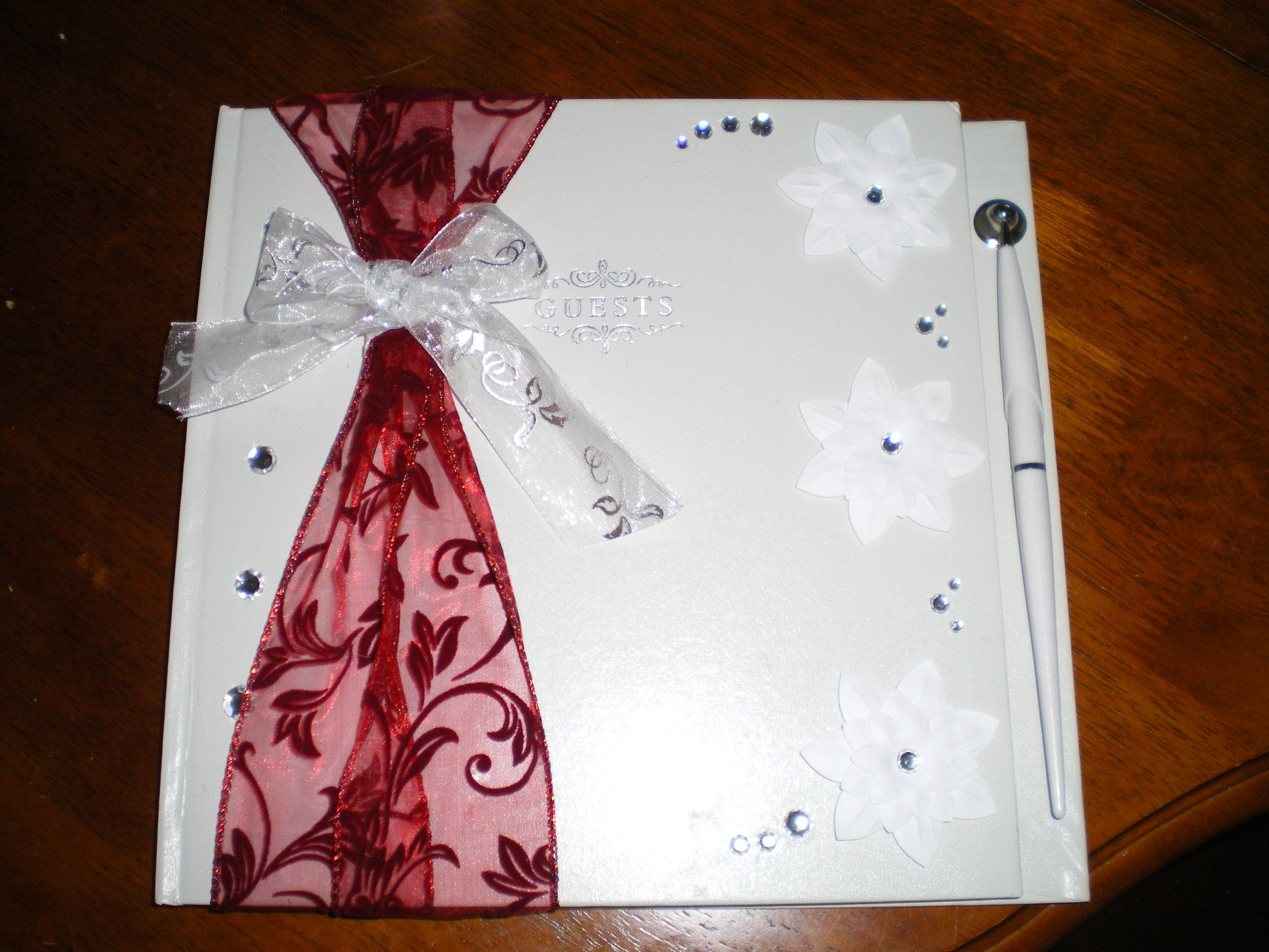 Guestbook, Cover