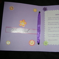Stationery, white, purple, black, silver, Invitations