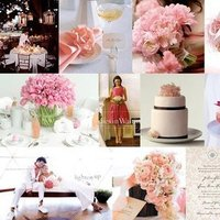 pink, Inspiration board
