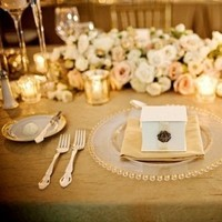 Reception, Flowers & Decor, gold, Inspiration board
