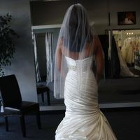 Wedding Dresses, Fashion, dress, Bustle, Adorae