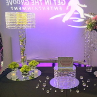 Reception, Flowers & Decor, Decor, Cakes, cake, Centerpieces, Stand, Inspiration board, Crystals