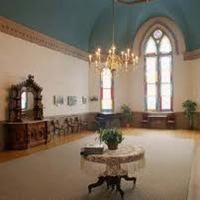 Reception, Flowers & Decor, Church, Room, Old