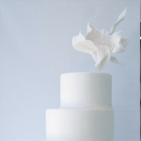 Cakes, white, cake, Cool