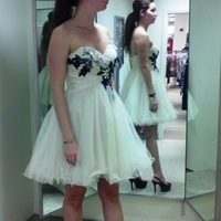 Reception, Flowers & Decor, Wedding Dresses, Fashion, black, dress