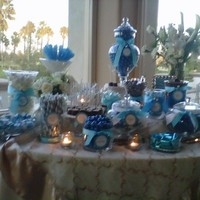Reception, Flowers & Decor, Favors & Gifts, white, blue, silver, Favors, Inspiration board