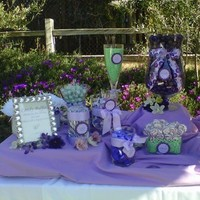 Reception, Flowers & Decor, Favors & Gifts, Cakes, white, purple, green, silver, gold, cake, Favors, Inspiration board