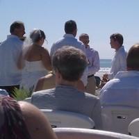 Ceremony, Flowers & Decor, Beach, Beach Wedding Flowers & Decor, Wedding, Perils