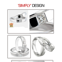 Jewelry, white, silver, gold, Platinum, Rings, Wedding, Design, Simple, Diamond