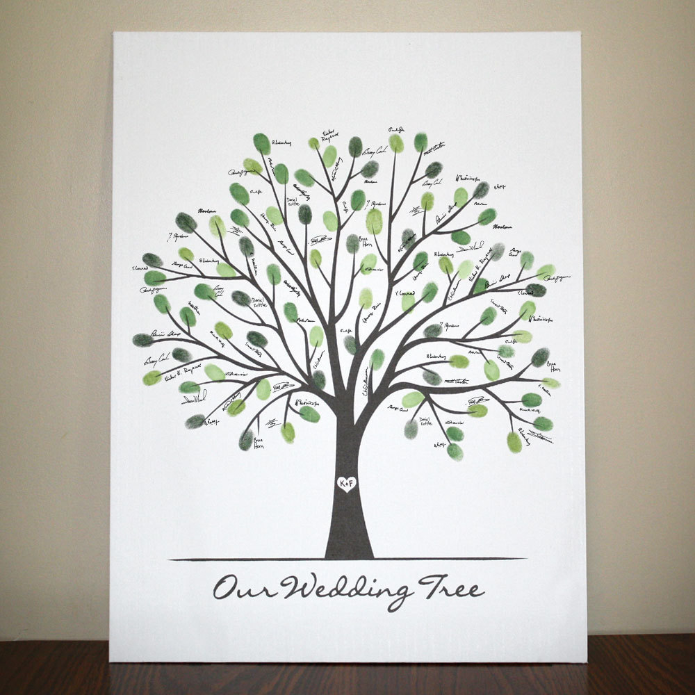 Ceremony, Reception, Flowers & Decor, Stationery, Invitations, Guestbook, Wedding, Book, Tree, Guest, Fingerprint, Thumbprint