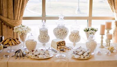 Favors & Gifts, white, Favors