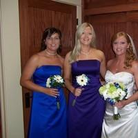 Bridesmaids, Bridesmaids Dresses, Fashion, purple, blue