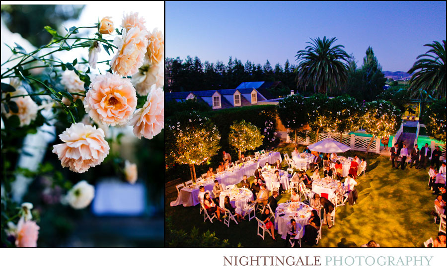 Reception, Flowers & Decor, Garden, Wedding, Sonoma, Pavilion