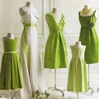 Bridesmaids, Bridesmaids Dresses, Fashion, green, Inspiration board