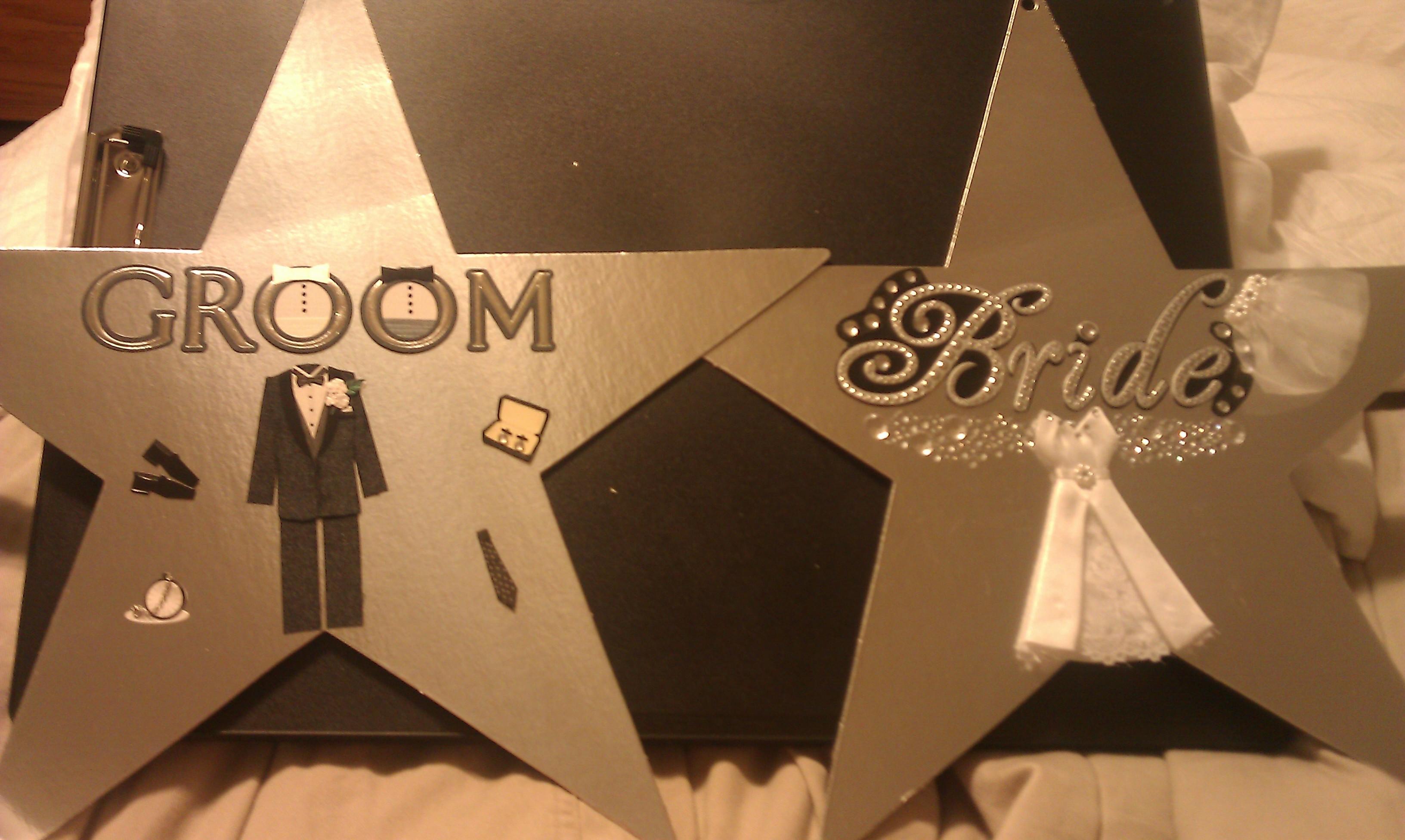 Ceremony, Flowers & Decor, white, black, silver, Wedding, Room, Inspiration board, Stars, Dressing, Theater
