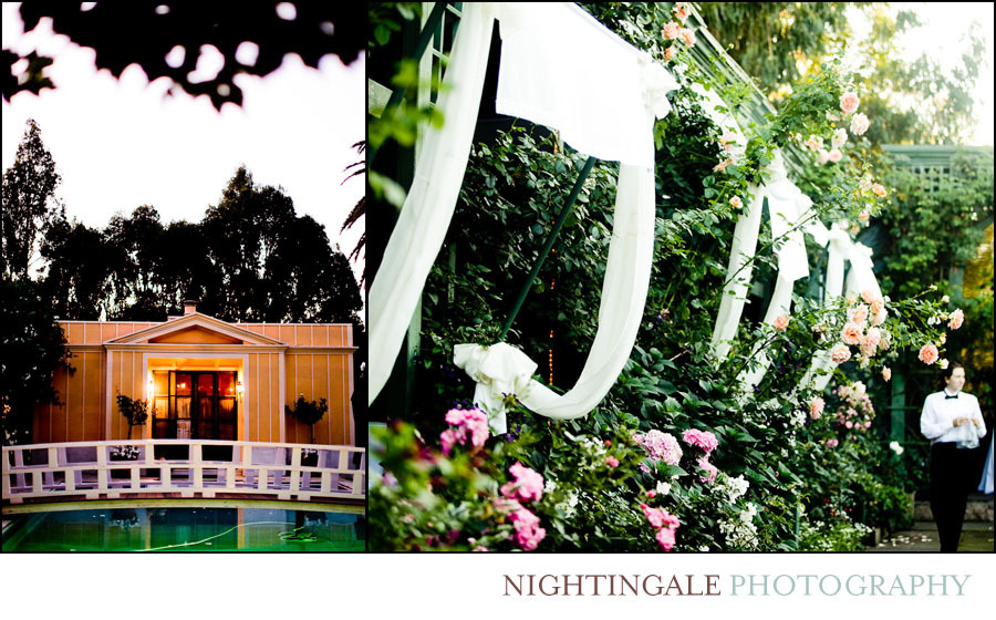 Flowers & Decor, Garden, Wedding, Sonoma, Pavilion