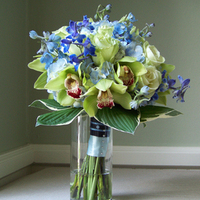 Flowers & Decor, blue, green, Flowers, Inspiration board