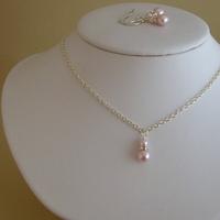 Flowers & Decor, Jewelry, pink, Flower, Girl, Pearl
