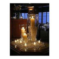 Ceremony, Reception, Flowers & Decor, white, Ceremony Flowers, Centerpieces, Centerpiece