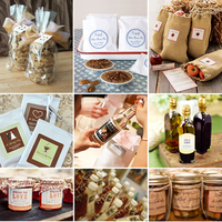 Favors & Gifts, Favors, Inspiration board