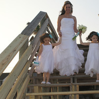 Ceremony, Flowers & Decor, white, blue, Bride, Flowergirl, Inspiration board