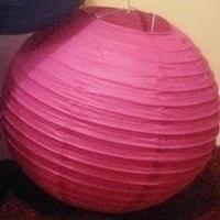 Paper, pink, Lantern, Hot