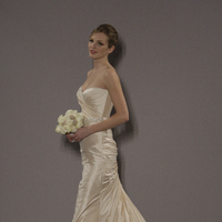 Ceremony, Reception, Flowers & Decor, Wedding Dresses, Mermaid Wedding Dresses, Fashion, ivory, dress, Mermaid, By, Floor, 8, Size, Silk, Model, 10, Keveza, Romona, Legends, Silk Wedding Dresses, Floor Wedding Dresses