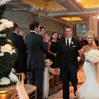 Ceremony, Flowers & Decor, white, gold