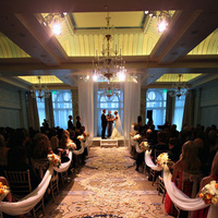 Ceremony, Flowers & Decor, yellow, gold