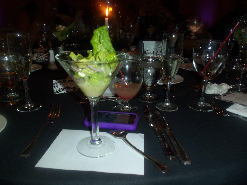 Reception, Flowers & Decor, Salad