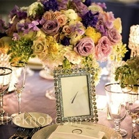 Reception, Flowers & Decor, purple, Table Numbers, Table, Numbers, Inspiration board