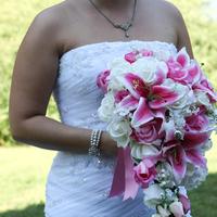 Flowers & Decor, Wedding Dresses, Fashion, dress, Flowers, Flower Wedding Dresses
