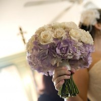 Flowers & Decor, white, purple, Flowers