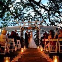 Ceremony, Flowers & Decor, Candle, Gazebo, Light