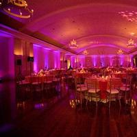 pink, purple, gold, Lighting
