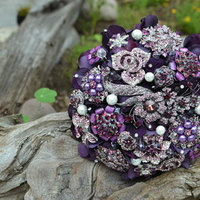Ceremony, Flowers & Decor, purple, Ceremony Flowers, Flowers