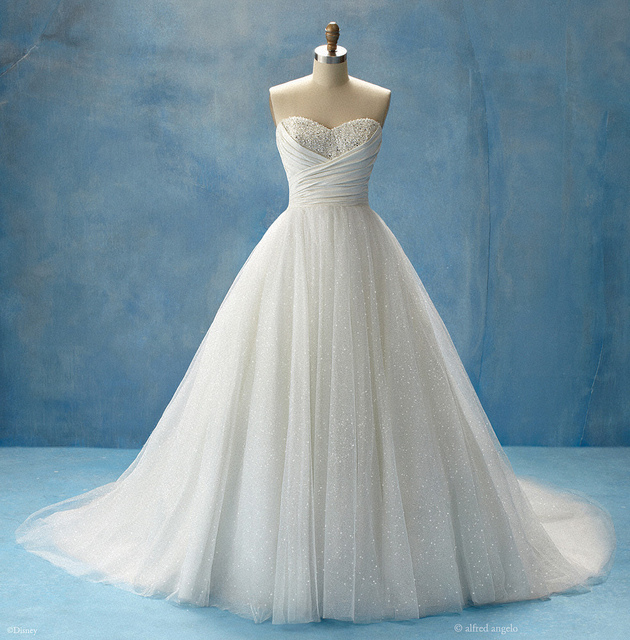 Wedding Dresses, Fashion, dress, Cinderella, Disney, Alfred, Angelo