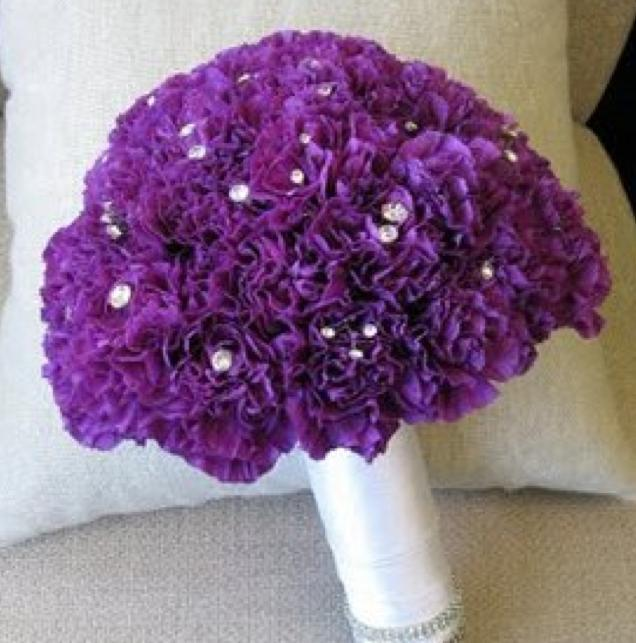 Flowers & Decor, purple, Flowers