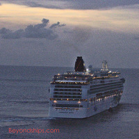 Destinations, Cruise, Inspiration board, Evening