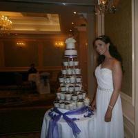 pink, cake, purple, dress, Cakes, Fashion, Wedding Dresses