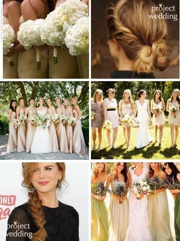 Bridesmaids, Bridesmaids Dresses, Fashion, brown, Bridesmaid, Long, Dresses, Bm, Inspiration board, Tan, Bohemian, Flowing, Boho
