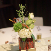 Reception, Flowers & Decor, Decor, green, brown, gold, Fall, Table, Numbers